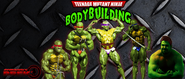 Teenage Bodybuilding