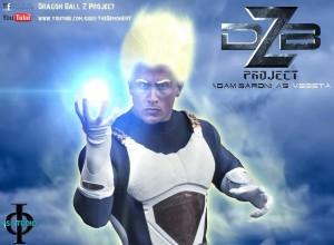 Dragon Ball Z Project Adam Baroni