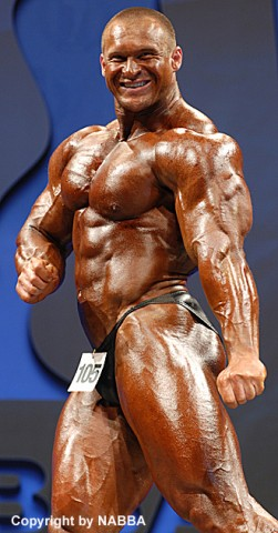 Lukas Gabris Bodybuilding Titles