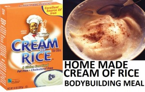 cream of rice recipe