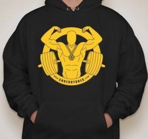 shreddybrek hoodie