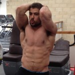 3 weeks out from NABBA North Britain Bodybuilding Show