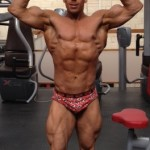 NABBA Training Journal Peak Week