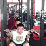 Kenny's First Powerlifting Meet