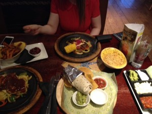 Dining Out To Stop Binge Eating